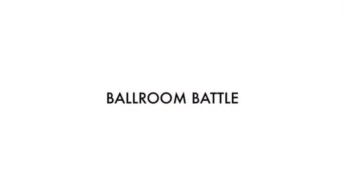 "- ""Ballroom Battle"" via Nowness, Directed by Clara Cullen"